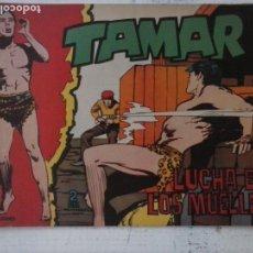 Tebeos: TAMAR ORIGINAL Nº 182 EDI. TORAY 1961 MUY BUEN ESTADO. Lote 125852803