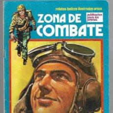 Tebeos: TEBEO. ZONA DE COMBATE. RELATOS BELICOS ILUSTRADOS. Nº 68. EDICIONES TORAY. Lote 125909999