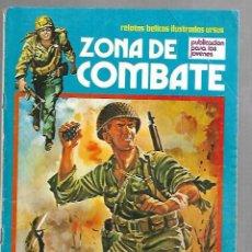 Tebeos: TEBEO. ZONA DE COMBATE. RELATOS BELICOS ILUSTRADOS. Nº 66. EDICIONES TORAY. Lote 125910019