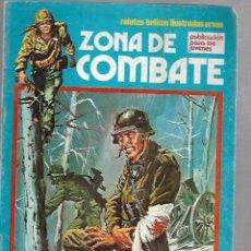 Tebeos: TEBEO. ZONA DE COMBATE. RELATOS BELICOS ILUSTRADOS. Nº 58. EDICIONES TORAY. Lote 125910047