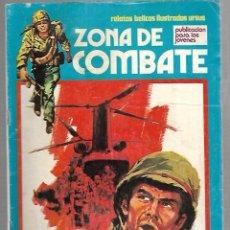 Tebeos: TEBEO. ZONA DE COMBATE. RELATOS BELICOS ILUSTRADOS. Nº 52. EDICIONES TORAY. Lote 125910135