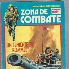 Tebeos: TEBEO. ZONA DE COMBATE. RELATOS BELICOS ILUSTRADOS. Nº 28. EDICIONES TORAY. Lote 125910543
