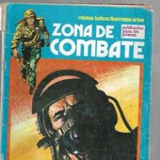 Tebeos: TEBEO. ZONA DE COMBATE. RELATOS BELICOS ILUSTRADOS. Nº 50. EDICIONES TORAY. Lote 125911015
