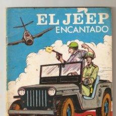 Tebeos: HAZAÑAS BELICAS - Nº 230 - EL JEEP ENCANTADO - EDICIONES TORAY - 1967 - 5 PTS -. Lote 125968559