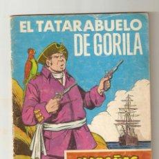 Tebeos: HAZAÑAS BELICAS - Nº 262 - EL TATARABUELO DE GORILA - EDICIONES TORAY - 1968 - 6 PTS -. Lote 126022819