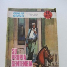 Tebeos: SIOUX Nº 92 EDI. TORAY 1967 NOVELA GRAFICA PARA ADULTOS TORAY CS131. Lote 126253879