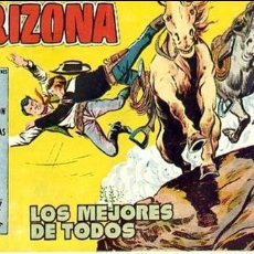 Tebeos: COMIC ORIGINAL ARIZONA Nº 15 EDITORIAL TORAY. Lote 126331091