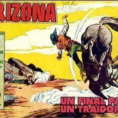 Tebeos: COMIC ORIGINAL ARIZONA Nº 16 EDITORIAL TORAY. Lote 126331343
