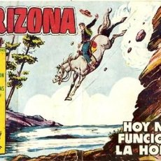 Tebeos: COMIC ORIGINAL ARIZONA Nº 17 EDITORIAL TORAY. Lote 126331391