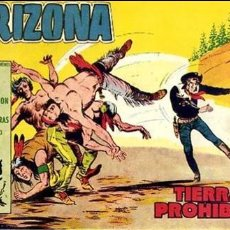 Tebeos: COMIC ORIGINAL ARIZONA Nº 21 EDITORIAL TORAY. Lote 126332055