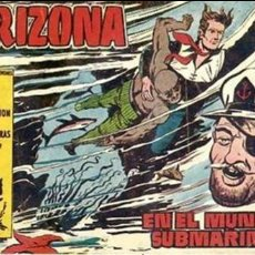 Tebeos: COMIC ORIGINAL ARIZONA Nº 37 EDITORIAL TORAY. Lote 126332603