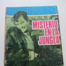 Tebeos: BRIGADA SECRETA Nº 164- MISTERIO EN LA JUNGLA TORAY CS132. Lote 126356695