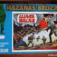Tebeos: HAZAÑAS BÉLICAS EXTRA Nº 15 CON LOS NÚMEROS 157-158-159 Y 160 ZINCO NUEVO 15 HISTORIAS. Lote 126793147