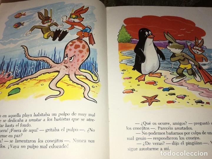 Tebeos: El burrito cansado y El pingüino turista - Foto 3 - 126872171