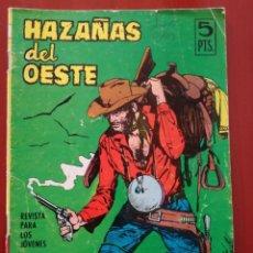 Tebeos: HAZAÑAS DEL OESTE N°119. Lote 126960116