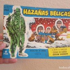 Tebeos: COMIC TEBEO BOIXCAR TORAY HAZAÑAS BELICAS NUMERO EXTRA Nº 223. Lote 127000267