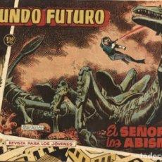 Tebeos: EL MUNDO FUTURO-68 (TORAY, 1955) DE BOIXCAR. Lote 127010163