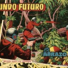 Tebeos: EL MUNDO FUTURO-66 (TORAY, 1955) DE BOIXCAR. Lote 127010223