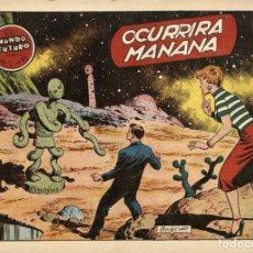 Tebeos: EL MUNDO FUTURO-35 (TORAY, 1955) DE BOIXCAR. Lote 127011171