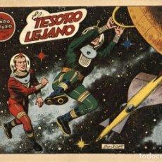 Tebeos: EL MUNDO FUTURO-32 (TORAY, 1955) DE BOIXCAR. Lote 127011243