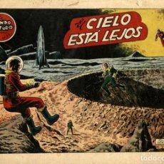 Tebeos: EL MUNDO FUTURO-23 (TORAY, 1955) DE BOIXCAR. Lote 127011519