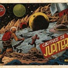 Tebeos: EL MUNDO FUTURO-18 (TORAY, 1955) DE BOIXCAR. Lote 127011667