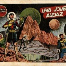 Tebeos: EL MUNDO FUTURO-24 (TORAY, 1955) DE BOIXCAR. Lote 127012059