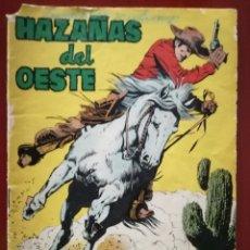 Tebeos: HAZAÑAS DEL OESTE, N°96. Lote 127121922