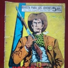 Tebeos: HAZAÑAS DEL OESTE, N°114. Lote 127122087