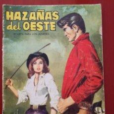 Tebeos: HAZAÑAS DEL OESTE, (SIN NÚMERO). Lote 127205904