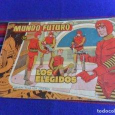 Tebeos: MUNDO FUTURO ORIGINAL Nº 71 LOS ELEGIDOS. TORAY 1,50 PTS. BUEN ESTADO.. Lote 127283963