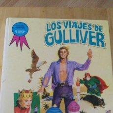 Tebeos: LOS VIAJES DE GULLIVER TORAY 1986 JONATHAN SWIFT GRANDES AVENTURAS EN VIÑETAS A COLOR. Lote 127554439