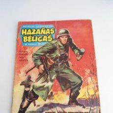 Tebeos: HAZAÑAS BELICAS Nº 25 - UN HOMBRE LLAMADO SILVER - EDICIONES TORAY 1962 - COMPLETO. Lote 127668339