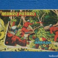 BDs: (M3) MUNDO FUTURO AÑO III NUM 66 , BOIXCAR , EDT TORAY , SEÑALES DE USO . Lote 127941651
