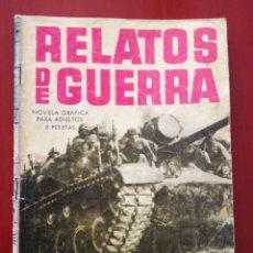 Tebeos: RELATOS DE GUERRA N° 120. Lote 128434832