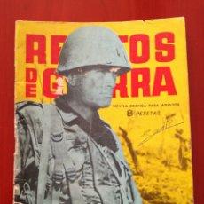 Tebeos: RELATOS DE GUERRA N° 49. Lote 128435631