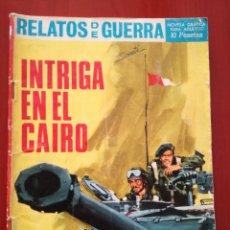 Tebeos: RELATOS DE GUERRA N° 124. Lote 128436098
