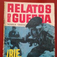 Tebeos: RELATOS DE GUERRA N° 16. Lote 128436791
