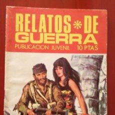Tebeos: RELATOS DE GUERRA N° 181. Lote 128437003