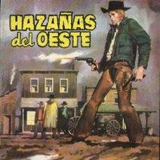 Tebeos: HAZAÑAS DEL OESTE- Nº 54 - MAGISTRAL FRANCISCO CUETO -LONGARON-DIEGO-ESCASO-BUENO-LEAN-9113. Lote 128477388