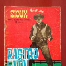 Tebeos: SIOUX N° 35. Lote 128544196