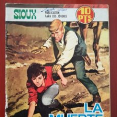 Tebeos: SIOUX N° 135. Lote 128545676