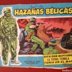 Tebeos: HAZAÑAS BÉLICAS, SECCIÓN AZUL N°91. Lote 128621215