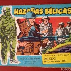 Tebeos: HAZAÑAS BÉLICAS, SECCIÓN AZUL N°188. Lote 128621775