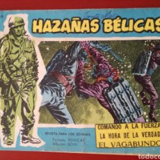 Tebeos: HAZAÑAS BÉLICAS, SECCIÓN AZUL N°194. Lote 128622288
