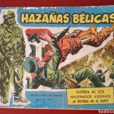 Tebeos: HAZAÑAS BÉLICAS, SECCIÓN AZUL N°200. Lote 128622799