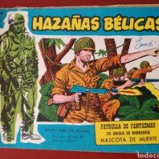 Tebeos: HAZAÑAS BÉLICAS, SECCIÓN AZUL N°219. Lote 128628079