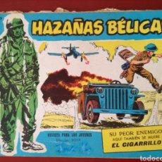 Tebeos: HAZAÑAS BÉLICAS, SECCIÓN N°227. Lote 128628874