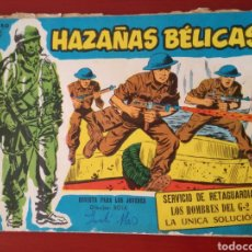 Tebeos: HAZAÑAS BÉLICAS, SECCIÓN AZUL N° 228. Lote 128629072