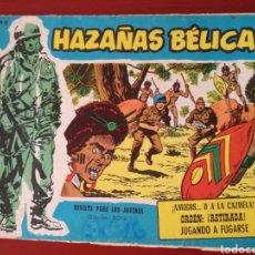 Tebeos: HAZAÑAS BÉLICAS, SECCIÓN AZUL N°229. Lote 128629228